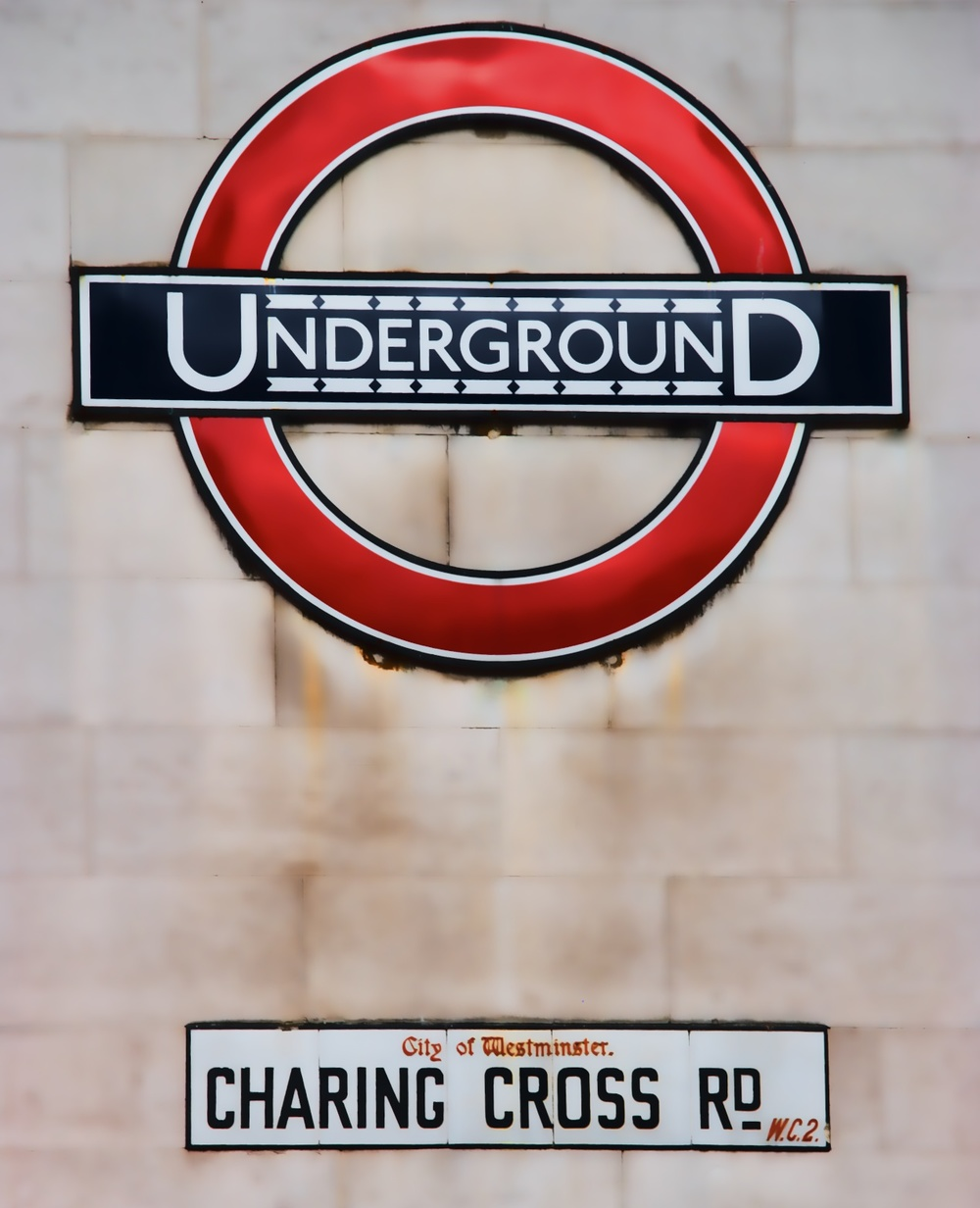 Charing Cross Tube Stop Nomadic Pursuits A Blog By Jim Nix
