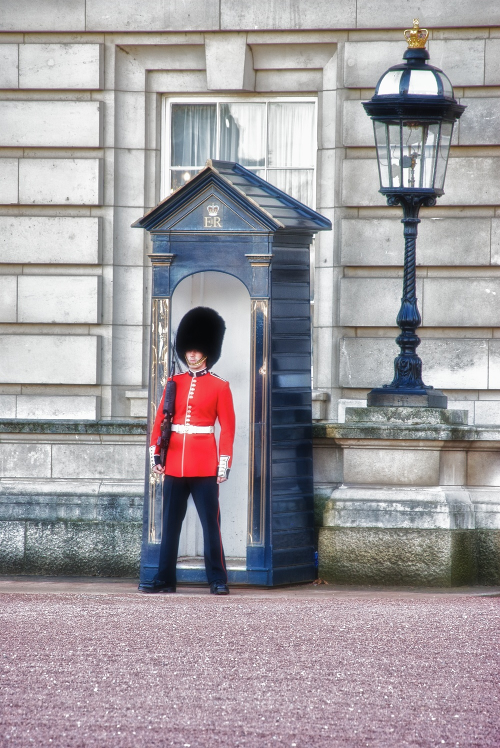 A guard at Buckingham Palace.jpg