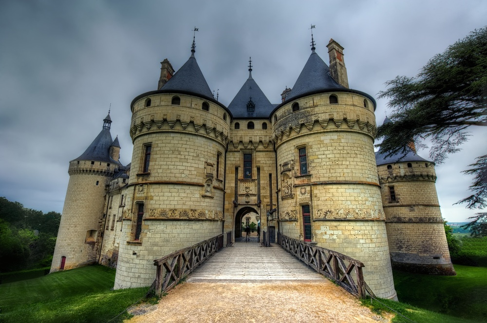Bien connu Chateau de Chaumont — Nomadic Pursuits - a blog by Jim Nix KB22