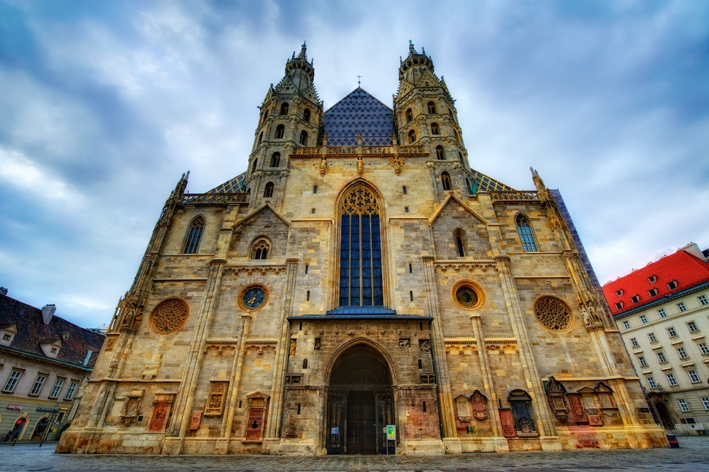 St. Stephen's Cathedral, Vienna � Nomadic Pursuits