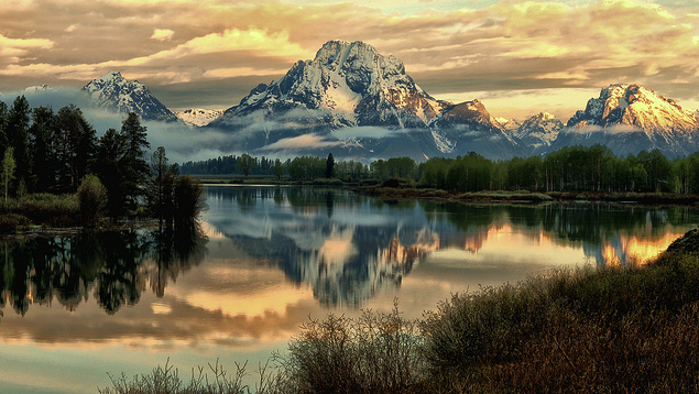 Grand Tetons Tours From Cody Wy