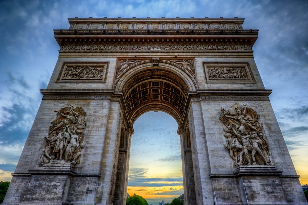 who won the arc de triomphe