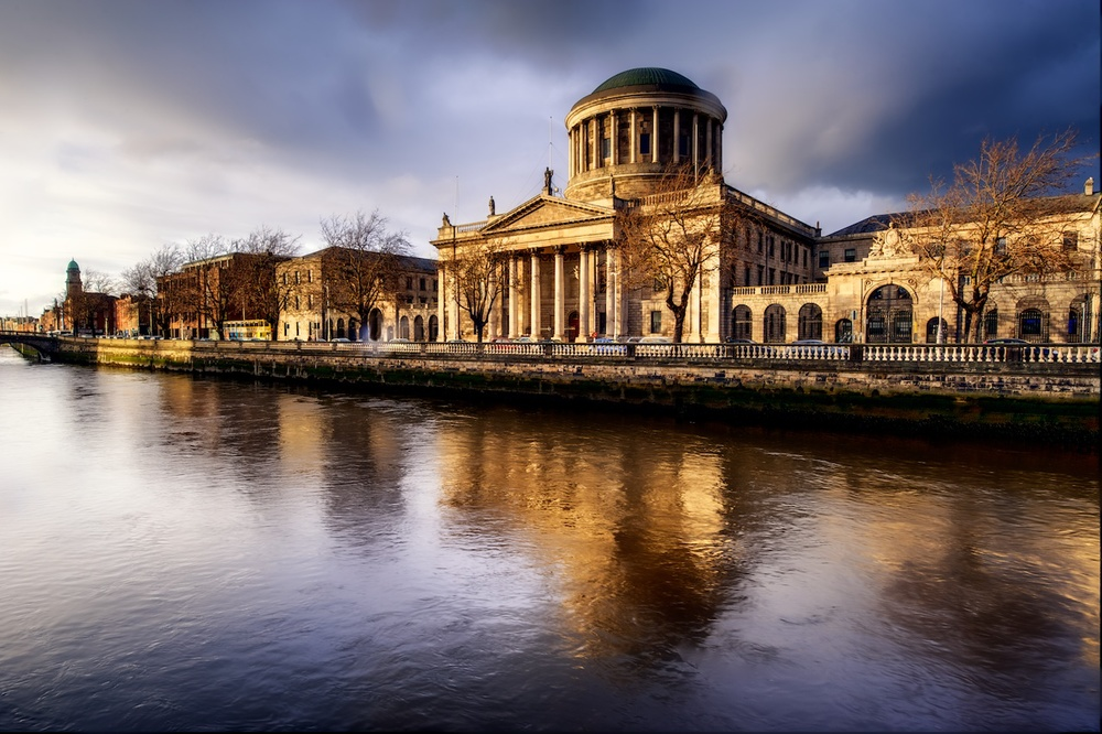 Dublin-Ireland-Four-Courts-building-golden-hour-HDR1.jpg