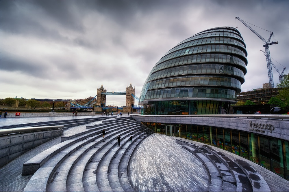 23 London City Hall