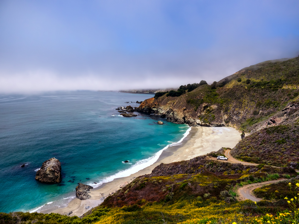 Ain't Big Sur just spectacular??
