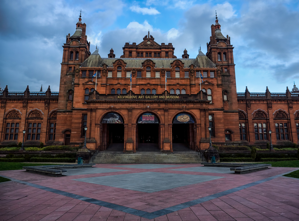 the kelvingrove, a fabulous museum!