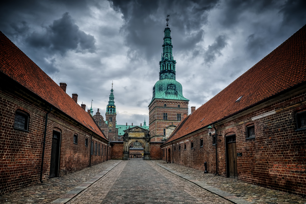a trip to Frederiksborg castle