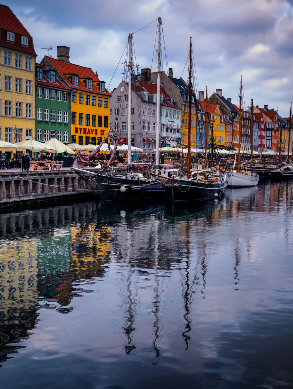 nyhavn, which i photograph a lot!!