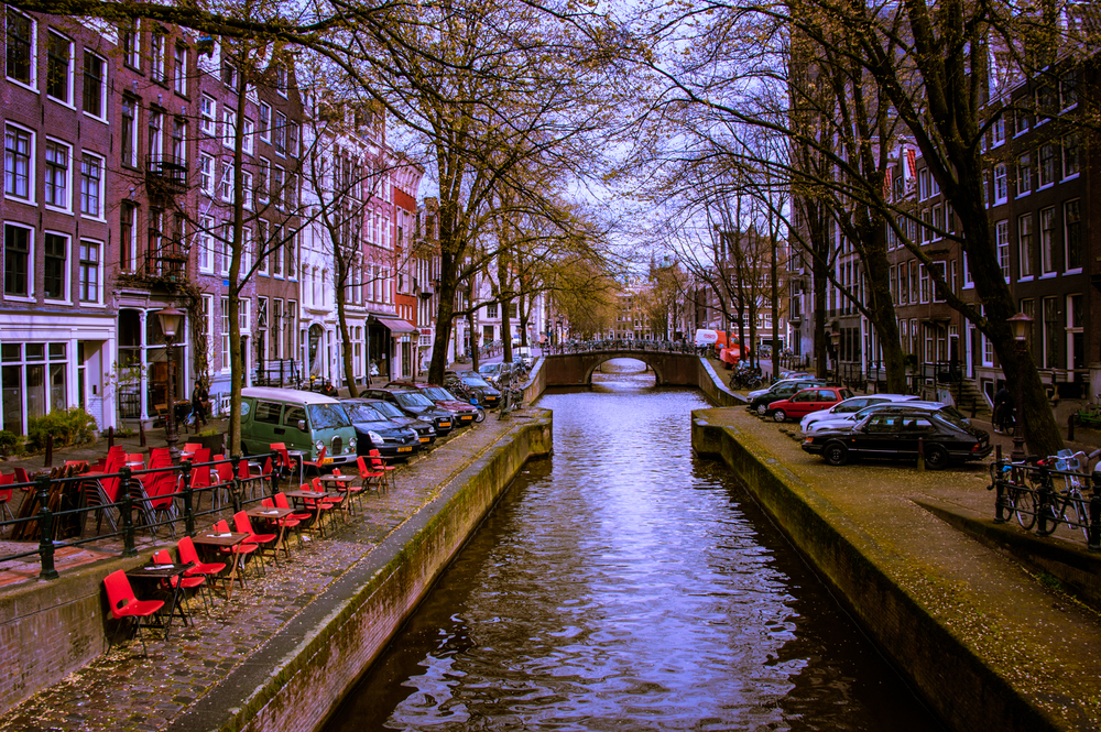 So many amazing little scenes at every turn - Amsterdam is really a photographic paradise!