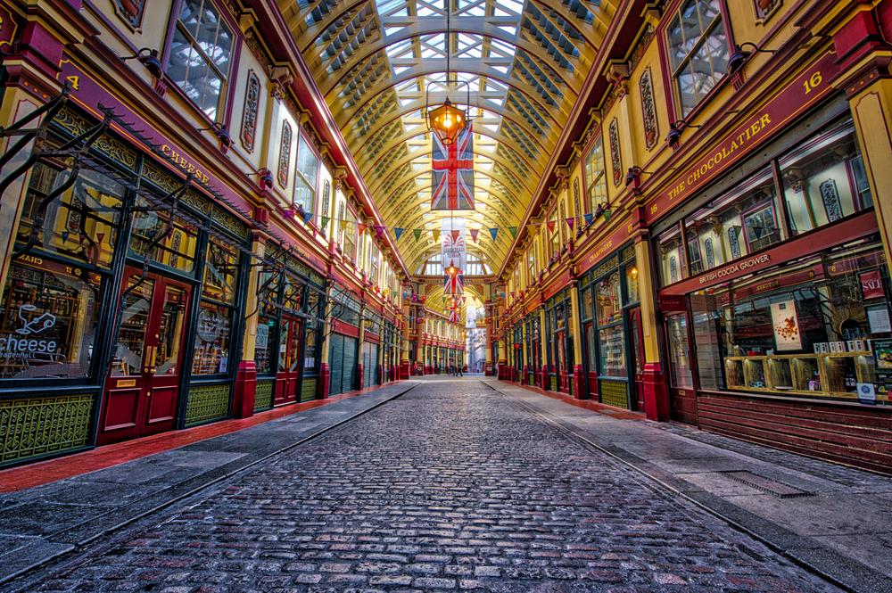 Leadenhall Market - London