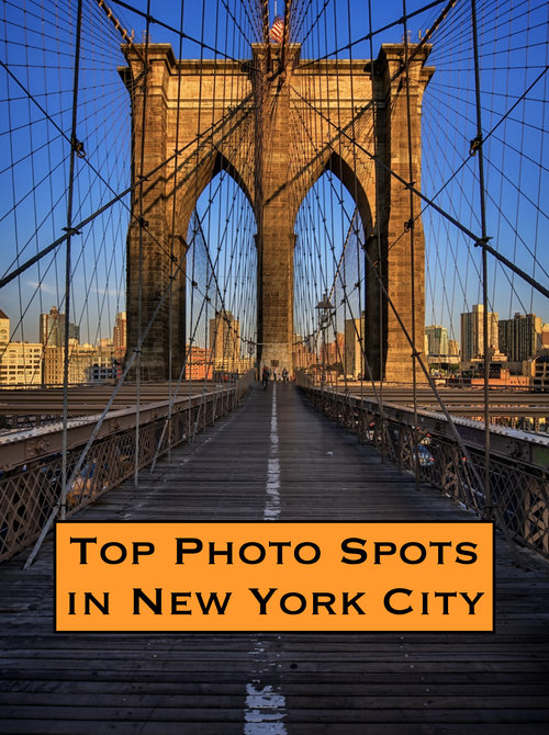 new york city spots
