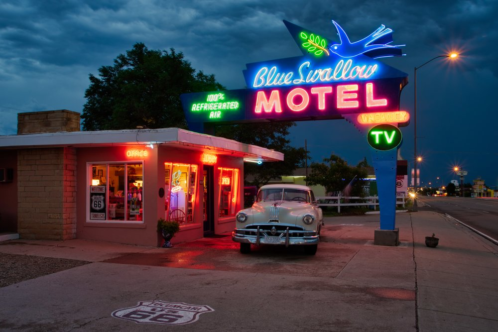 NM-Rt66-Blue-Swallow-Motel-bluehour1.jpeg