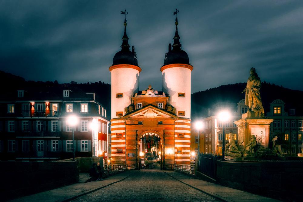 Germany-Heidelberg-Alte-Brucke-night-scene-orange-teal.jpeg