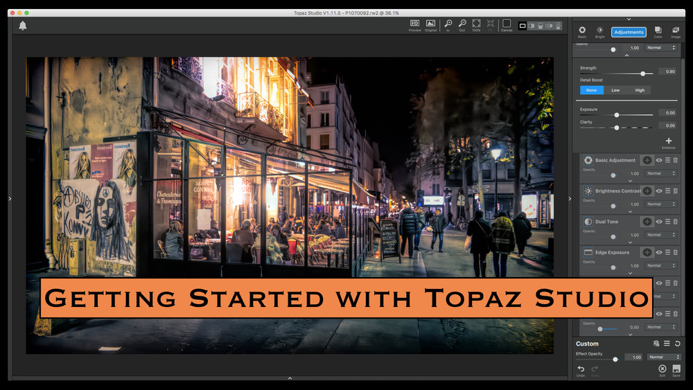 Getting started with topaz studio nomadic pursuits a blog by jim nix fandeluxe Image collections