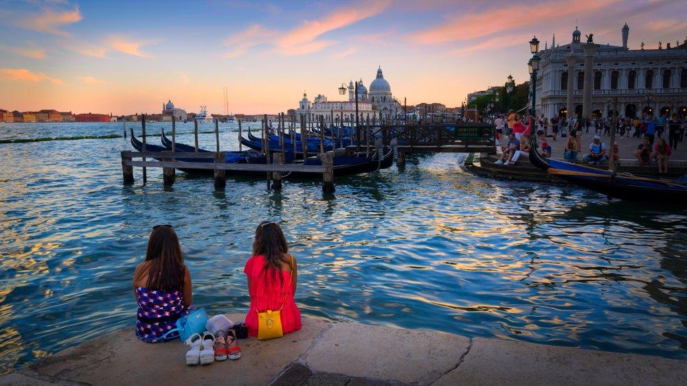 Watching a Venetian sunset.jpeg