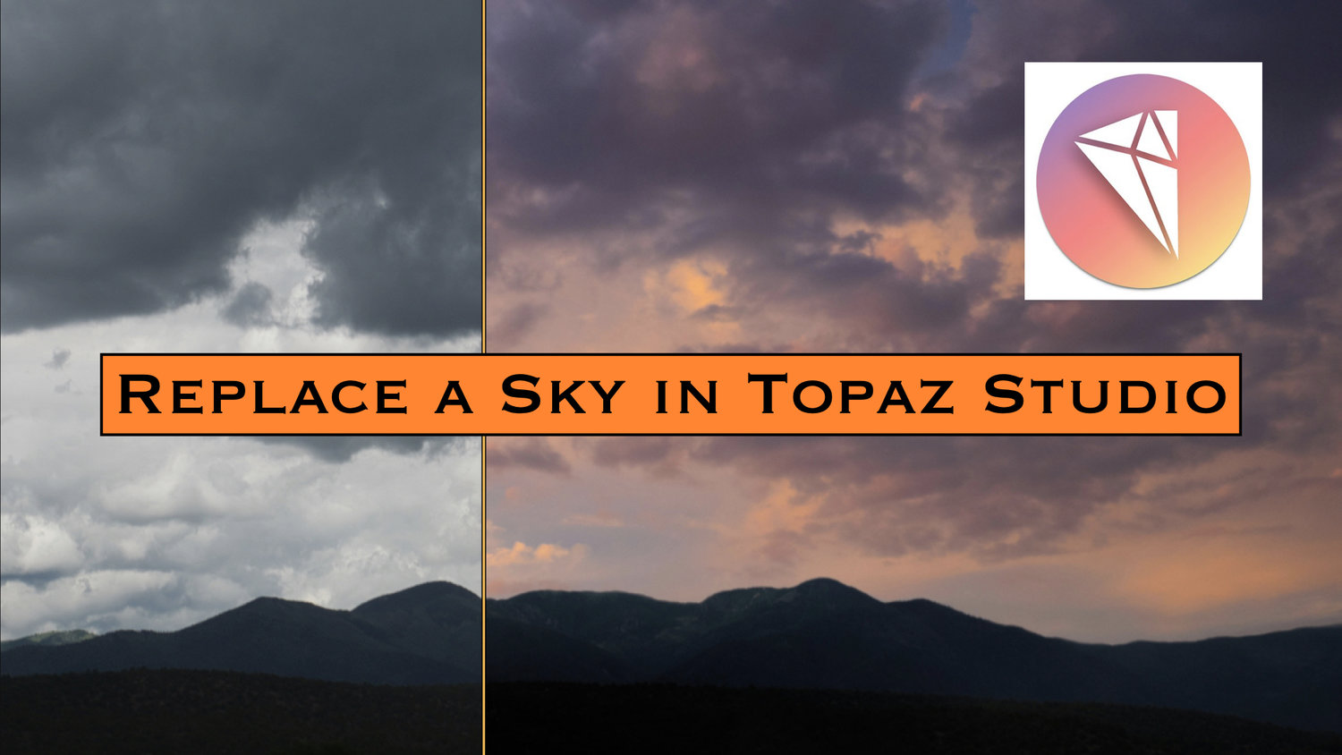 Replace a sky in Topaz Studio — Nomadic Pursuits - a blog by Jim Nix