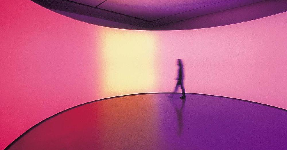 360º Room For All Colours, 2002 by Olafur Eliasson