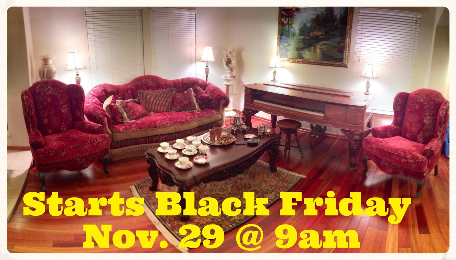 eclectic castle rock sale great for holiday gifts