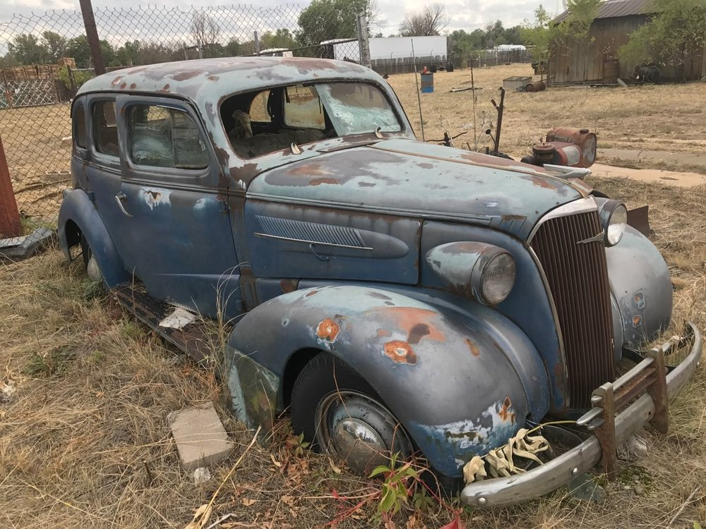36 chevy car. they didnt have fancy names back then