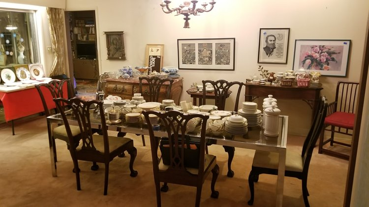 20171129_170342.jpg ... - Eclectic Sale In Hilltop Sterling Silver Antique Furniture Tons Of