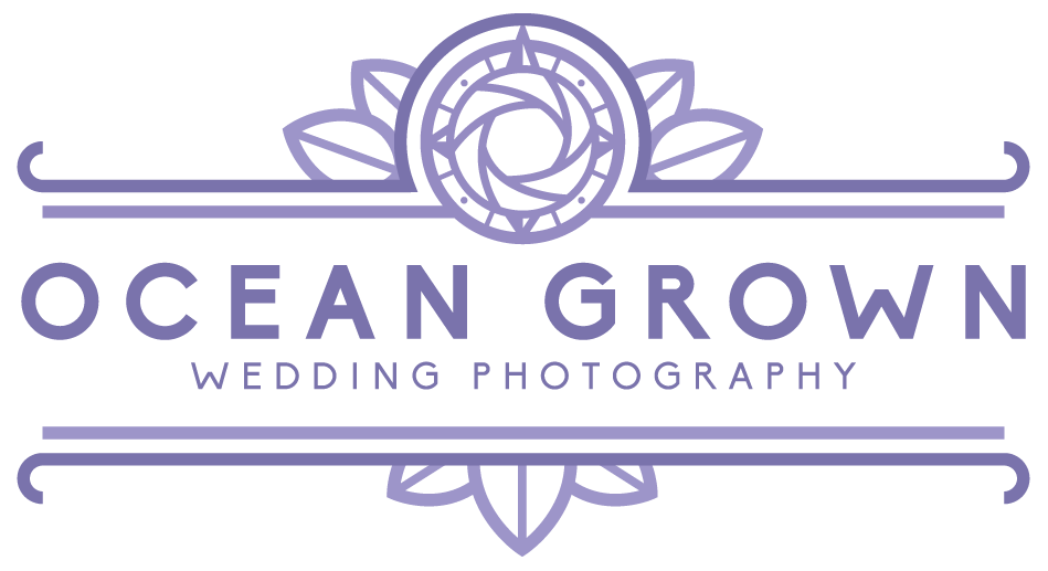 Ocean Grown Wedding Photography