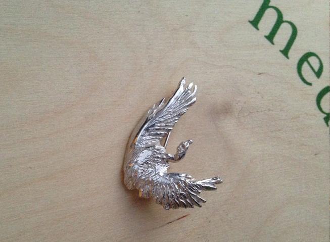 Elna's brooch.