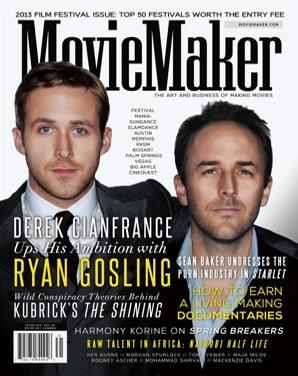 MovieMaker, Spring 2013