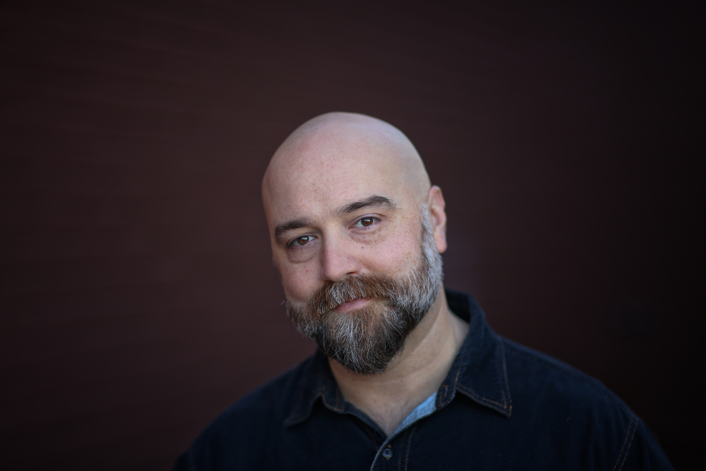 Filmmaker Craig Brewer. Photo by Jamie Harmon.