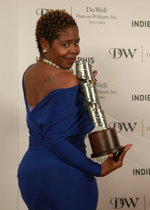 2017 IndieGrants Winner, Aisha Raison