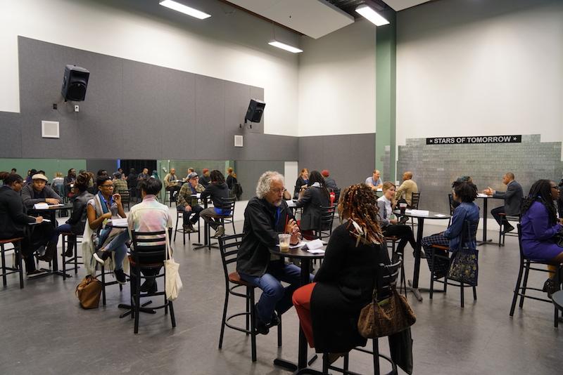 Industry Speed Meetings - 2018 Indie Memphis Film Festival