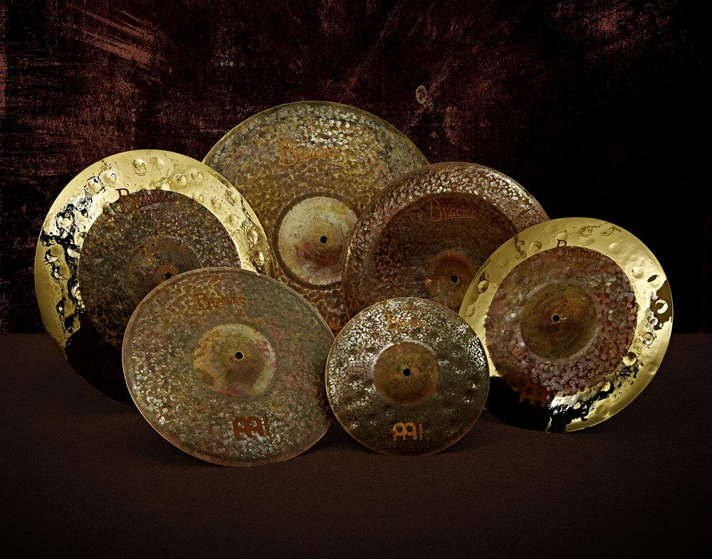 cymbals byzance