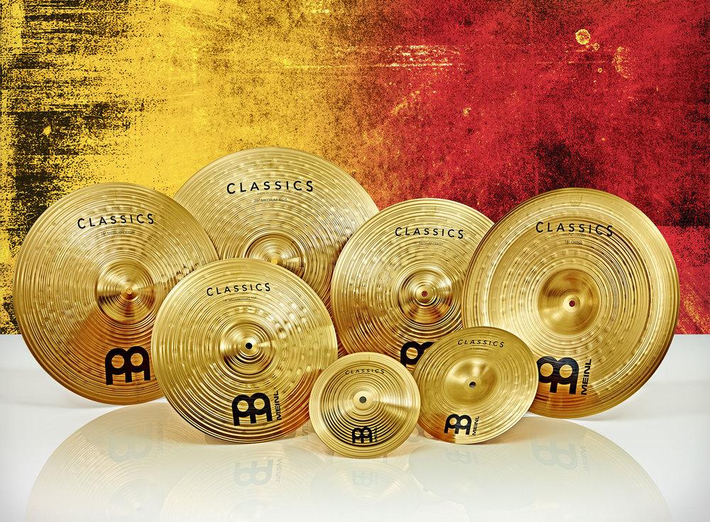 cymbals classics gruppe