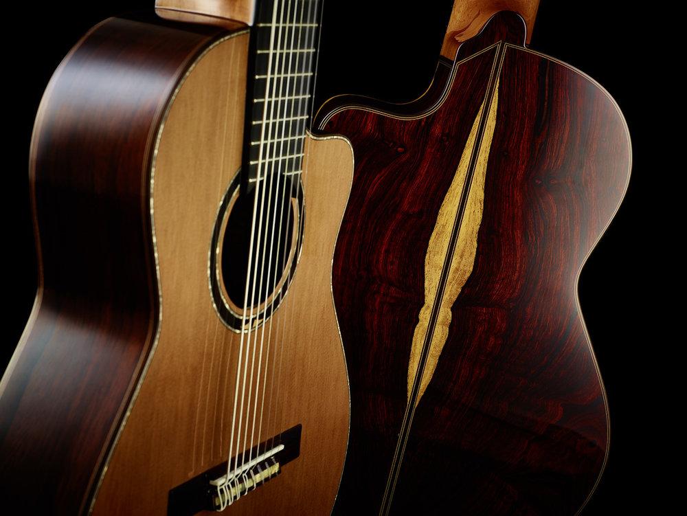 ortega gitarren 2