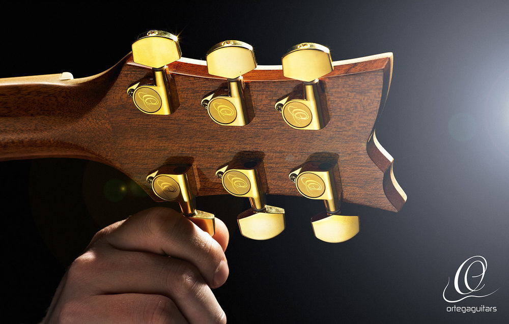ortega gitarrestimmen