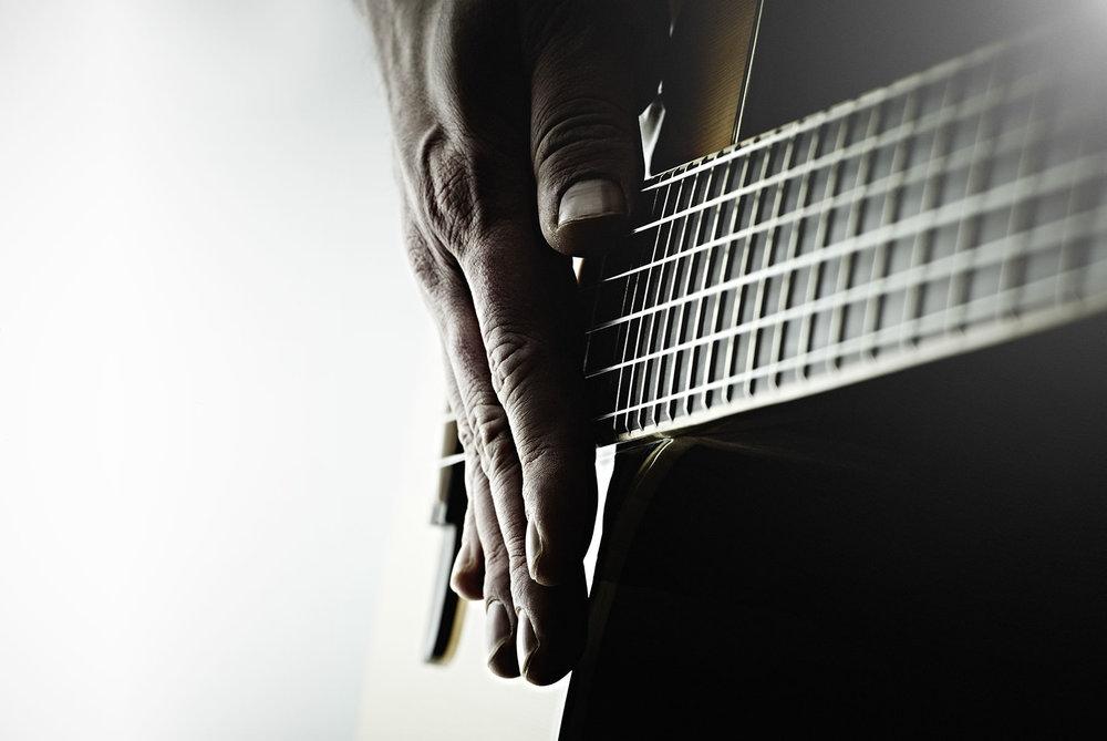 ortega gitarrenspiel