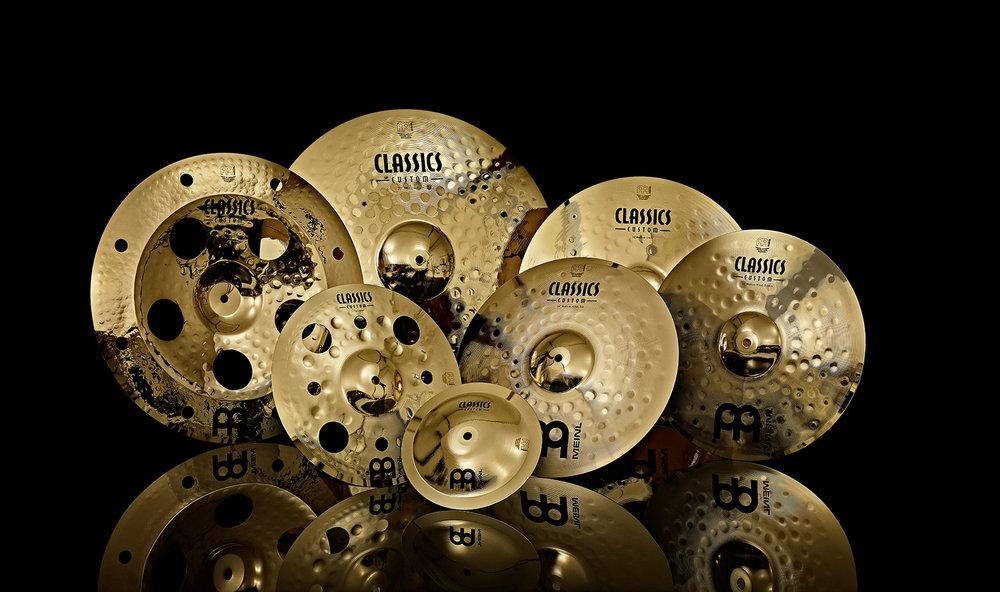 Cymbals classics custom