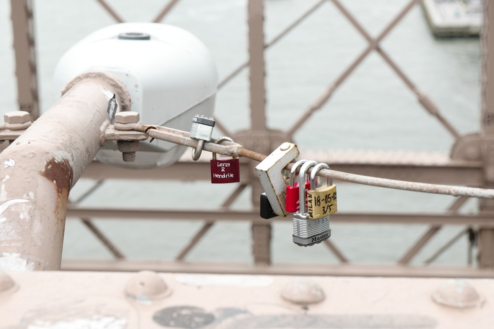 Brooklyn Bridge ll (Locket series)