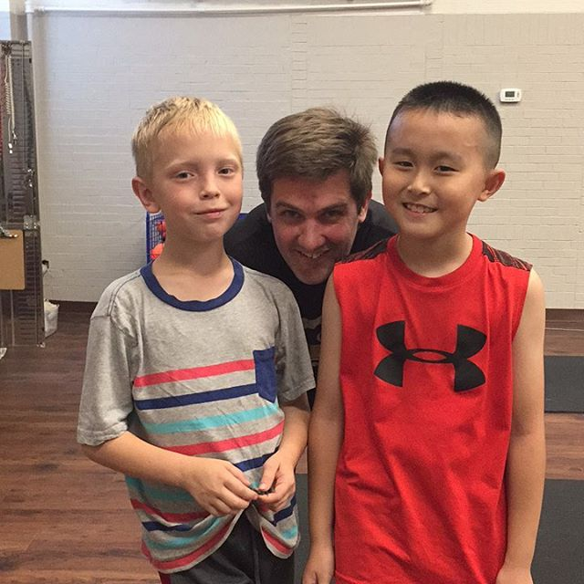 It's always sad when we say good-bye to a teammate, but we look forward to seeing Jonah at #Regional #saber competitions very soon! #lifelongfriendsthroughsport #usafencing #lincolnsquarechicago