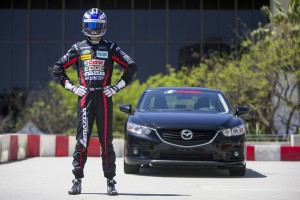 Miller and his ties with Mazda have remained strong since winning the scholarship in 2006