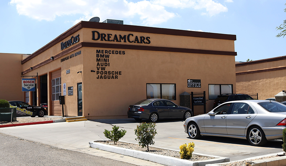DreamCars - DreamCars Auto Repair is a full-service European auto repair shop that services European vehicles. DreamCars offers everything in the way of service from inspections and oil services to brake jobs, tune-ups, engine and transmission work.Carlo Berro has been in the auto repair industry for over 40 years, and a personal friend of Joel for years. Carlo started with an exotic auto repair shop in Redondo Beach several years ago. After relocating, Carlo and his wife Stacy opened DreamCars Auto Repair in the High Desert, located in Hesperia.www.dreamcarsautorepair.com