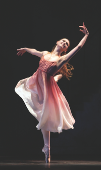 Reverence: Poise And Persistence (Pointe Magazine)