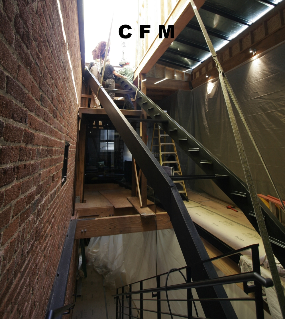 CHRIS FRENCH METAL  [CFM]: Jan 2010 - September 2012