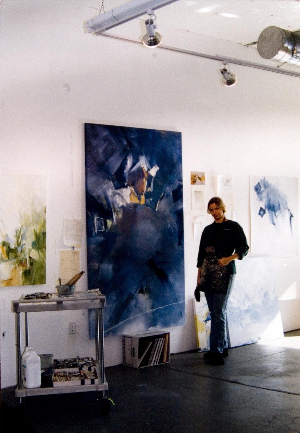 Studio on Vine Street, Philadelphia