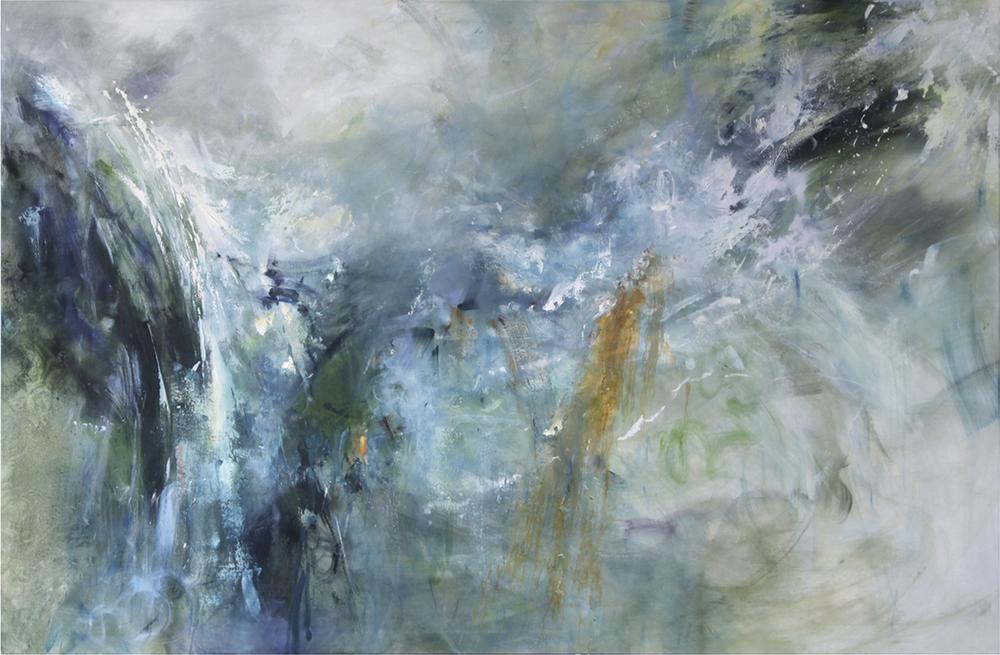 """Debussy """"La Mer"""" 1.3 Dialogue de la Vent et la Mer 96x 64"""""""