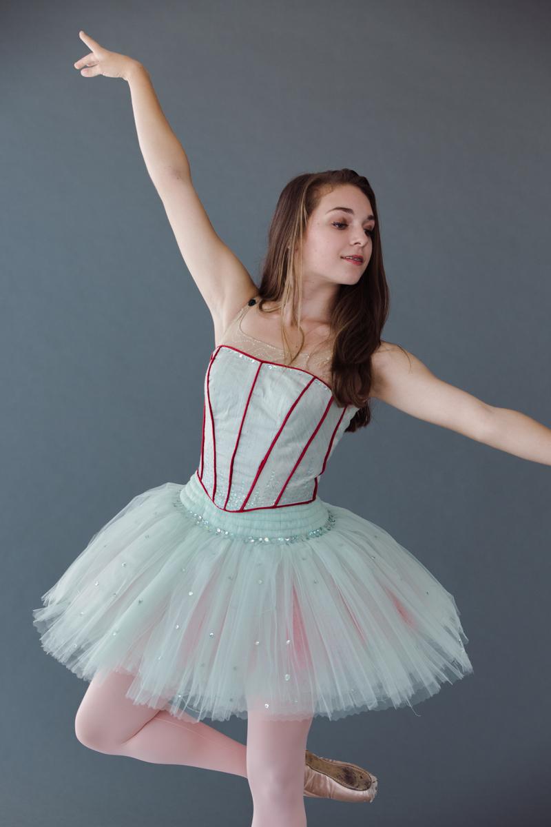 Anna Gillmore, Freshman