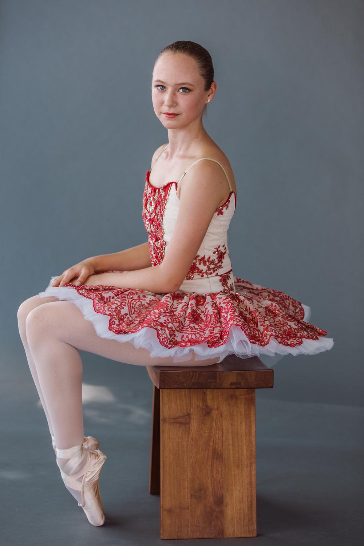 Amanda Herbst, Freshman