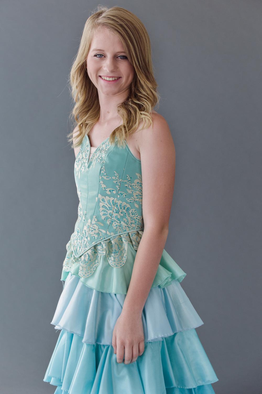 Brooke Evans, 8th Grade