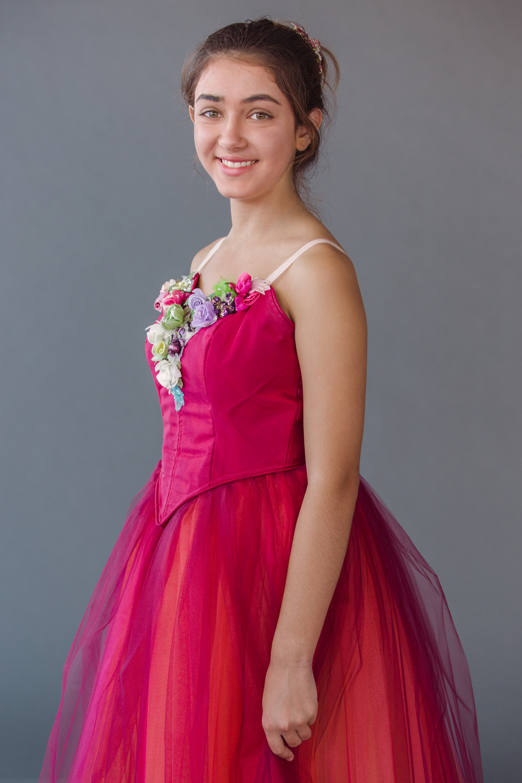 Sara Maxwell, 8th Grade