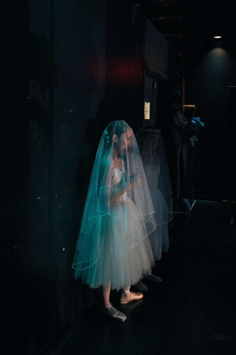 Giselle - Go behind the scenes of our summer performance of Giselle