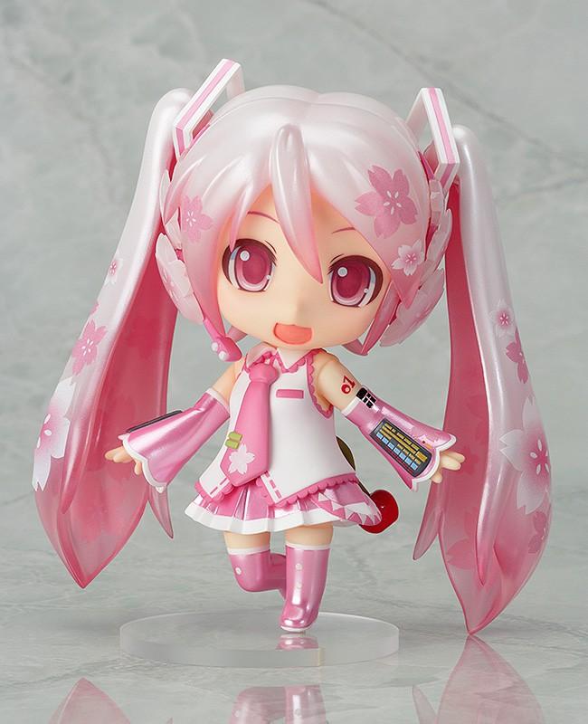 Sakura Hatsune Miku Nenderoid